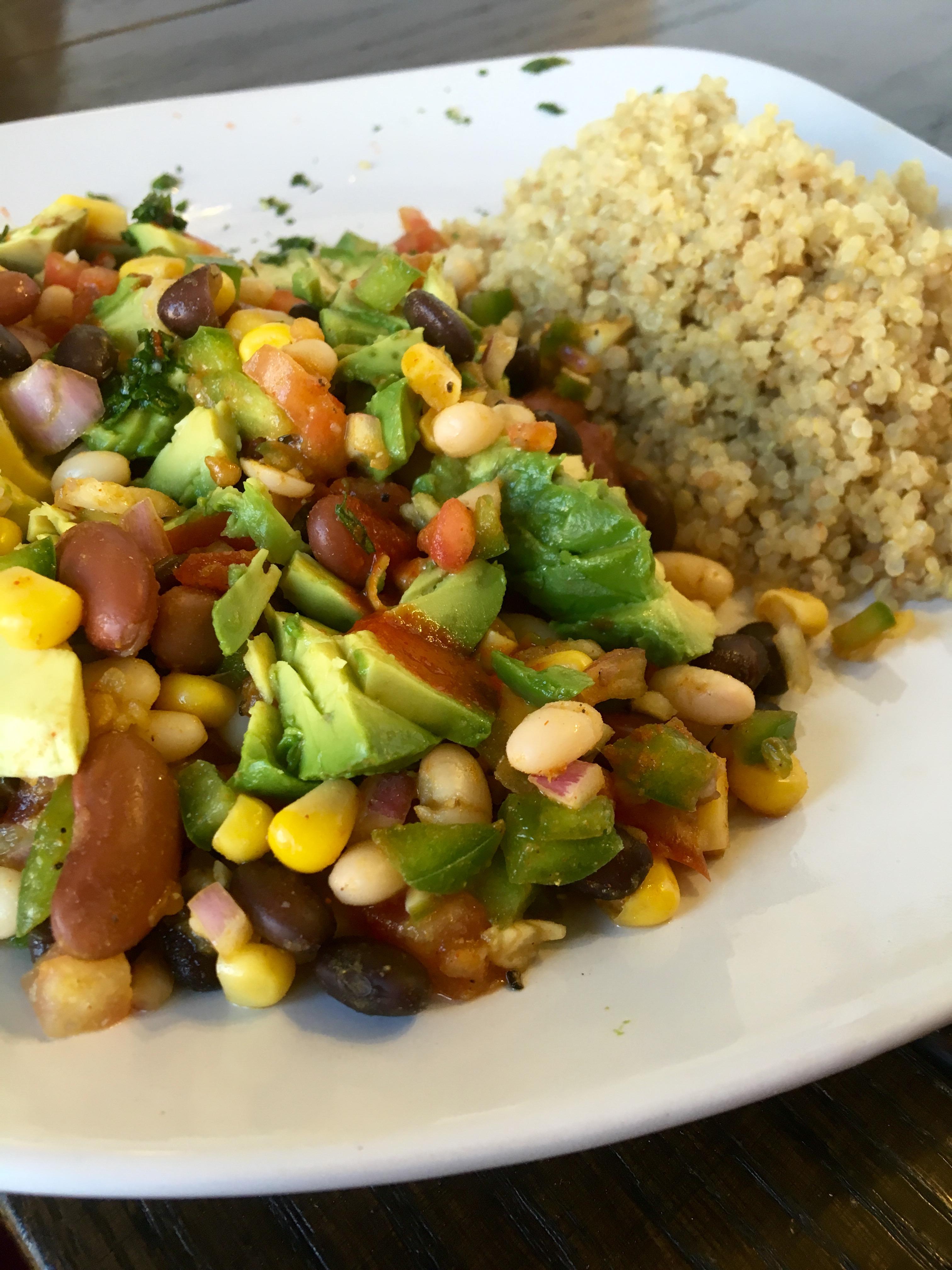 Southwest 3-Bean Salad
