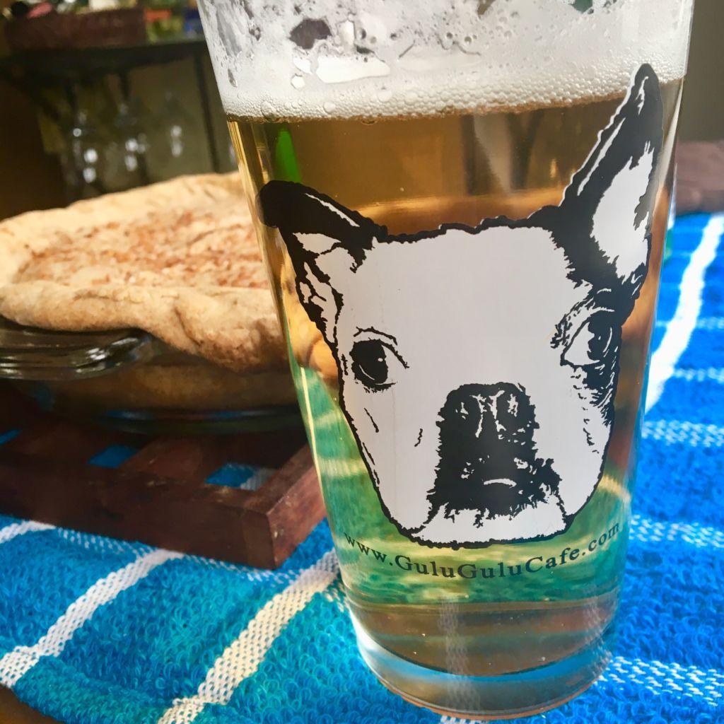 Bac'n Beer & Mushroom Pie - vegan and DELICIOUS @ plantpowercouple.com