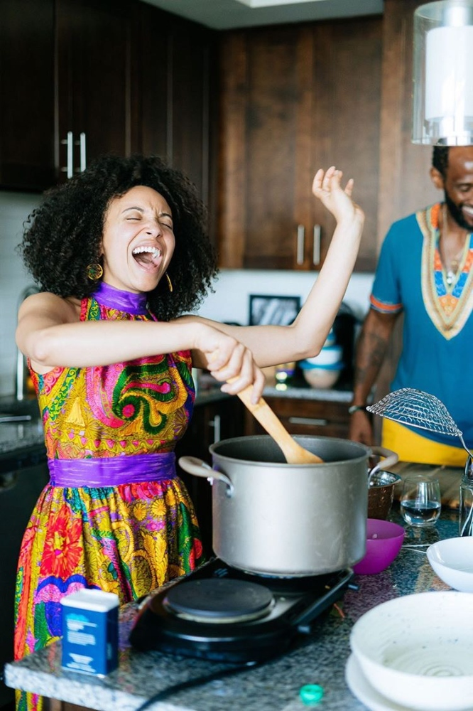 One Great Vegan: Today, we are highlighting 5 of our favorite Black creators in the vegan food space. Some are food bloggers, many are cookbook authors and cooking show hosts, and ALL create completely drool-worthy vegan recipes. #vegan #plantbased #foodbloggers
