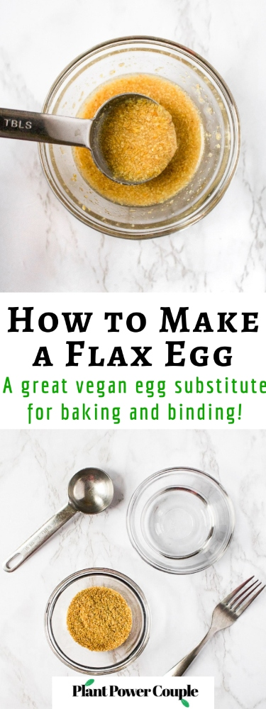 Tremendously versatile in use, we include flax eggs in everything from our plant-based meatballs to our vegan cookies and pancakes. It's a great egg substitute for binding in egg-free baking or cooking. In this post, we will tell you all about what a flax egg is, how to make one, and when to use it. We'll also share our favorite recipes from the blog that use ground flaxseed.