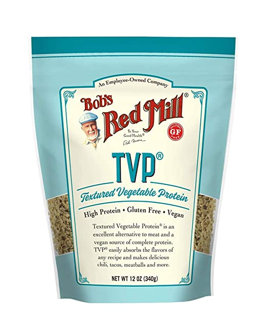 Textured Vegetable Protein (crumbles)